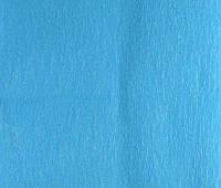 Гофрированная бумага светло-голубая 1 Вересня 55% (50*200 см) 703002