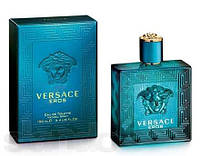 Versace Eros туалетная вода 100 ml. (Версаче Эрос), фото 1