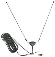 Автомобильная активная антенна Prology TVA-100 внутрисалонная антенна для монтажа на стекло