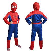 Костюм человек паук.