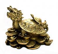 Драконья Черепаха бронза