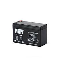 Аккумулятор свинцово-кислотный 12В, 7 А*ч Страж М-901