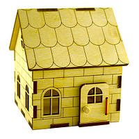 Кукольный домик малый, NATI, фото 1