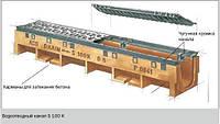 ACO SK ® система линейного водоотвода из полимербетона для высоких классов нагрузки   (Германия), фото 1