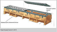 ACO SK ® система линейного водоотвода из полимербетона для высоких классов нагрузки   (Германия)