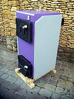 Современный отечественный твердотопливный котел ТермоБар— 18 КВт