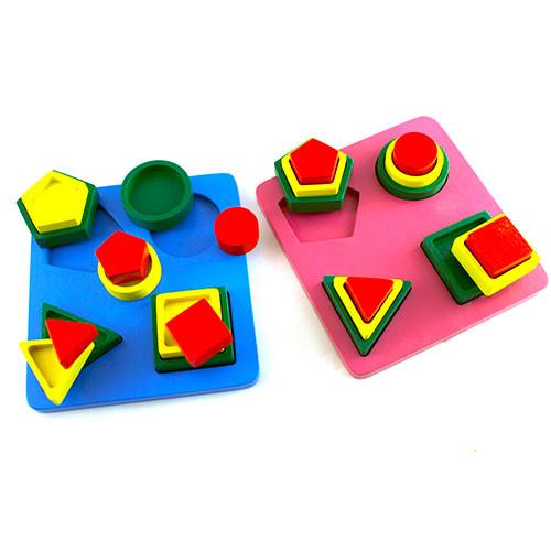 Вкладыши-пирамидки, NATI