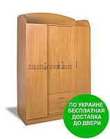 Шкаф детский ШДУ-2 Разные размеры и раскраски. Можно покупать отдельные комплектующие.