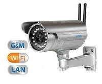 GSM-камера CH-1200LG(2GB) наружная SMS,Email,FTP
