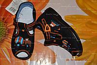 Обувь детская, тапочки, р.25. Польская обувь. обувь для мальчика., фото 1