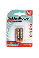 Аккумулятор GOLDEN POWER AАA 900 mAh