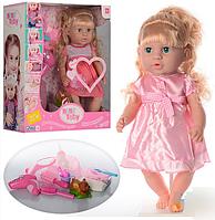 Кукла интерактивная 30720-31C-32С HN