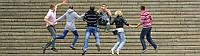 Удачное фото на Потемкинской лестнице - это всегда приключение!