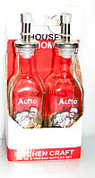 """Бутылка для масла """"Olio+Aceto"""", 150мл метал. пробка"""