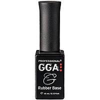 База каучуковая для гель лака, 10 мл, GGA Rubber Base