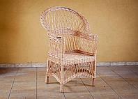 Кресло Простое из лозы