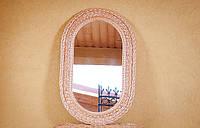 Зеркало из лозы