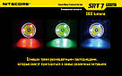 Nitecore SRT7, 960 люмен, 308 метров, 1x18650, RGB LED, фото 10