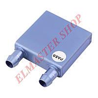 Алюминиевый радиатор для водяного охлаждения ПК