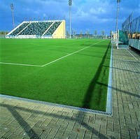 ACO Sport 5000 ® система линейного водоотвода для спортивных сооружений (Германия)