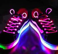 Шнурки Светящиеся LED