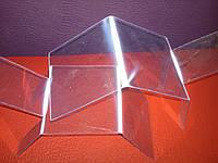ПВХ листовой прозрачный 0.3 мм (1220*2440)
