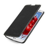 Кожаный чехол-книжка для телефона LG Optimus G Pro 2 D838 (TETDED) кожа