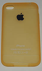 Чехол накладка Creative Case для iPhone 4/4S