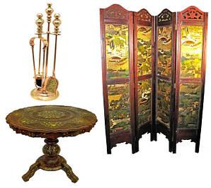 Элементы декора и мебели, бары