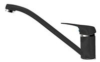 Смеситель для кухни Deante Wasabi BEW 260M, графитовый гранит (черный)