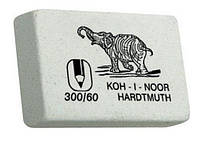"""Резинка мягкая """"Слон"""", 300/60. Koh-i-Noor"""