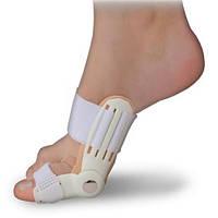 Шина для отведения большого пальца стопы Lucky Step LS3026 Размер - 1  Алком Бандаж для лікування бурситу
