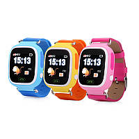 Wonlex GW100 - Оригинальные Умные детские часы с Touchscreen экраном