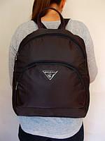 Рюкзак David Jones 3940-1 d. brown, коричневый, Франция, оригинал!
