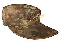 Кепка фуражка бейсболка темно-зеленая камуфляж 59 размер, фото 1