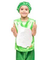 Детский костюм Чеснок Чесночек на праздник Осени. Карнавальный маскарадный костюм для детей. Новый!