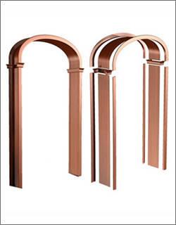 Межкомнатная арка  Арка Декор Престиж-Классика 30 см, Проем 90 см,делаем любой размер, фото 2
