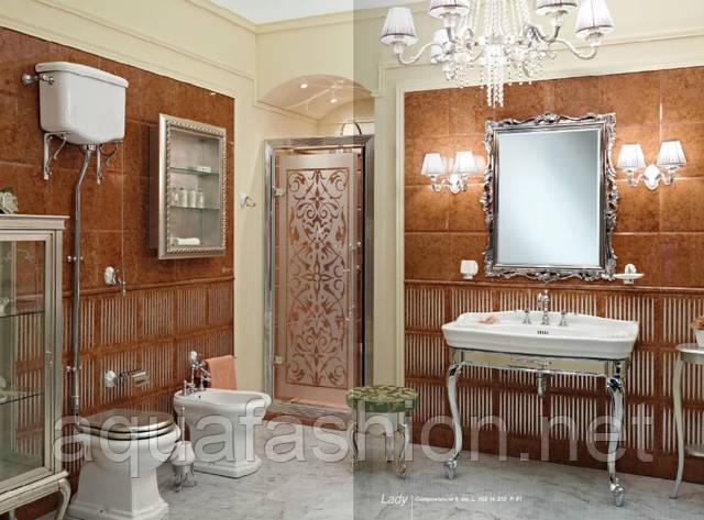 Итальянская сантехника для ванной комнаты