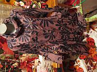 Ветровка плащ туника легкая осень-весна стильная фирменная 50-52 L-XL