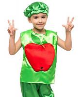 Детский костюм Яблоко Яблочко на праздник Осени. Карнавальный маскарадный костюм для детей. Новый!