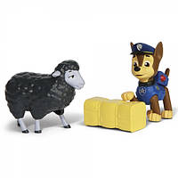 Paw Patrol Щенячий патруль Спасение Марли Chase and Marley Rescue Set