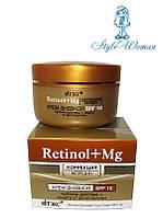 Крем дневной SPF10 глубокого действия+защита от фотостарения Витекс Retinol+Mg коррекция морщин 45мл