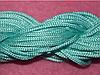 Капроновий шнур 2 мм м'ята 20223