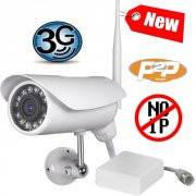 3G видеокамера NetCam NC-326G-IR