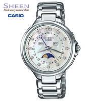 Женские часы CASIO Sheen SHE-3044D-7AUER оригинал