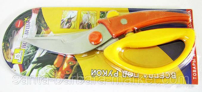 Ножницы кулинарные с пружиной №14218