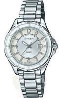 Женские часы CASIO Sheen SHE-4045D-7AUER оригинал