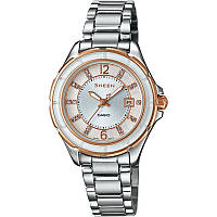 Женские часы CASIO Sheen SHE-4045SG-7AUER оригинал