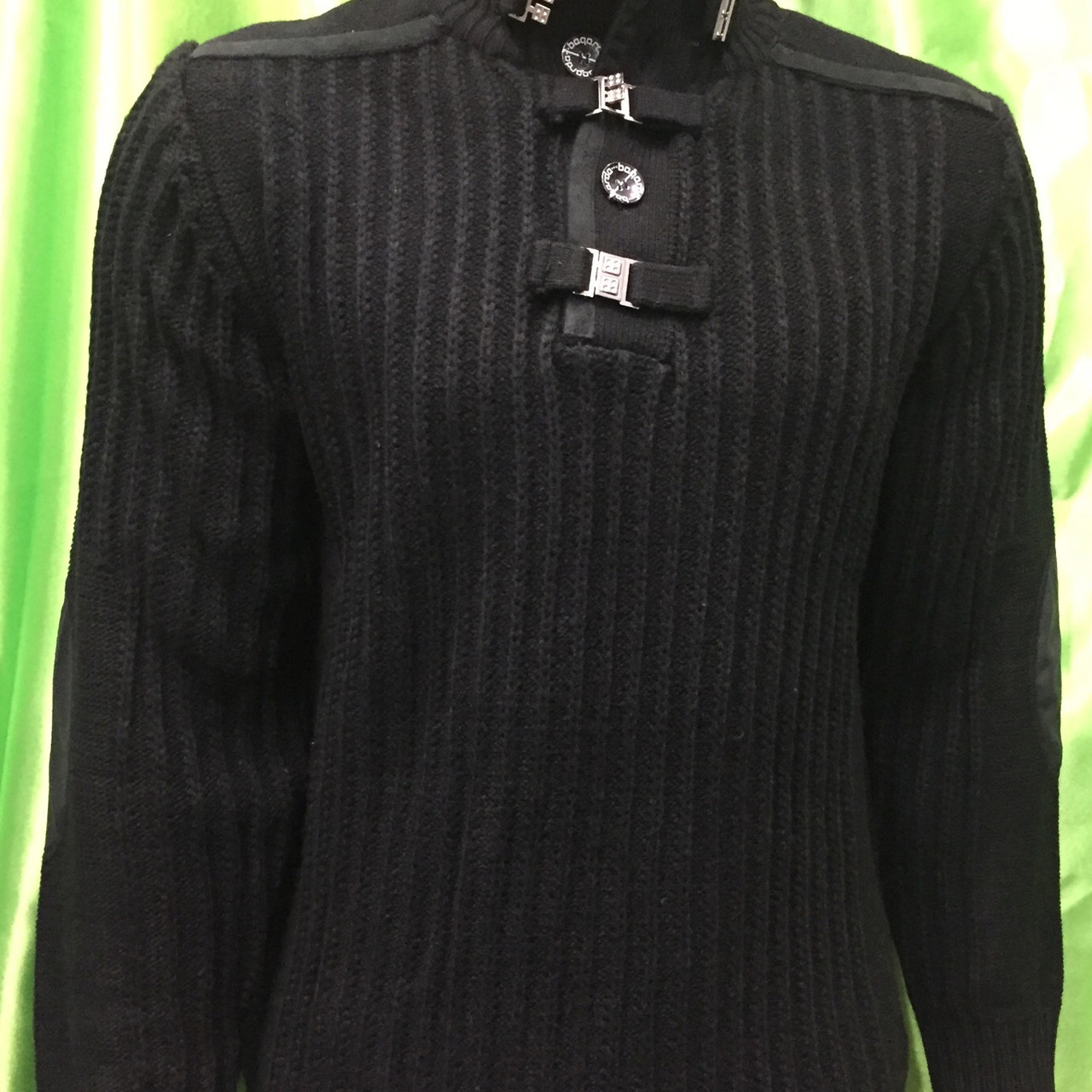 Мужской тёплый свитер Турция, фото 1