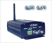 GSM-видеокодек CH-2010LG. GSM сигнализация и видеорегистратор